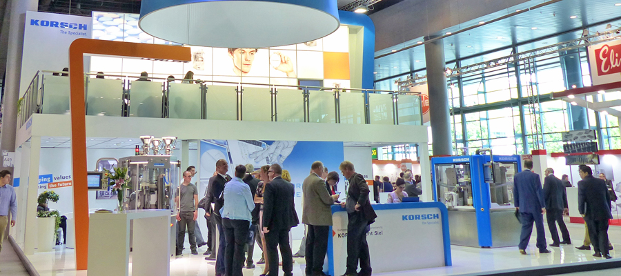 Exhibition Stand Application Form : Achema frankfurt multimedia applications inspire